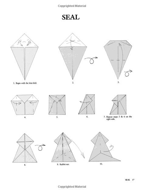 Montroll Origami Pdf - animal origami for the enthusiast step by