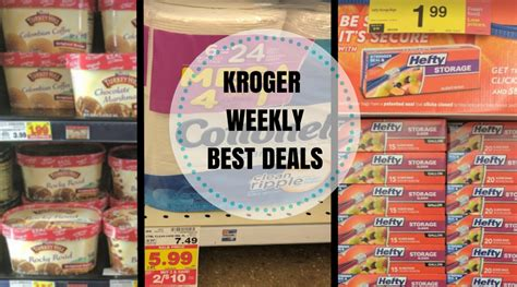 kroger weekly deals and coupon matchups feb 5th 11th kroger weekly best deals and coupon matchups 8 16 8 22