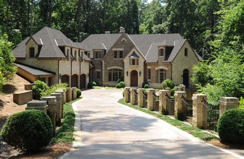 Harrison Designed Estate in Atlanta   Homes of the Rich
