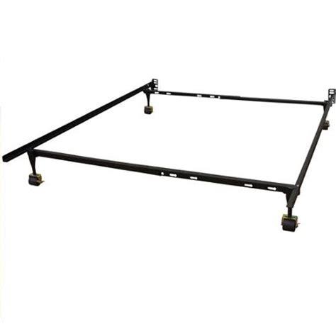standard bed frame buy modern sleep standard heavy duty adjustable metal bed