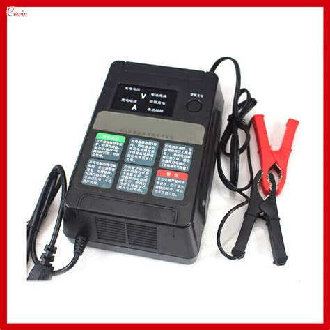 Charger 24v Automatic new 12v 24v 200ah motorcycle trcuk car battery charger automatic smart repair lead acid