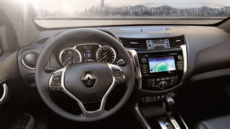 Renault Alaskan Revealed Renault S First 1 Tonne Ute