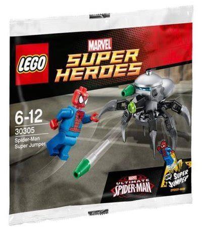Lego Polybag 30305 Jumper lego 30305 spider jumper polybag lego