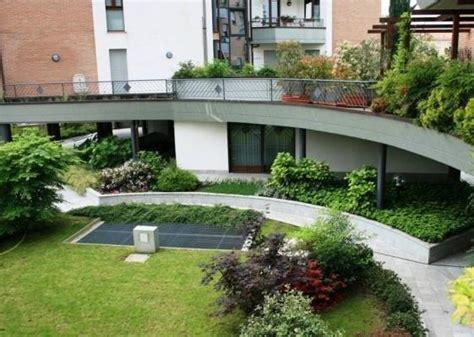 giardino terrazzo giardino pensile sul terrazzo