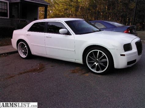 custom white chrysler 300 armslist for sale 06 chrysler 300 custom trade or sale