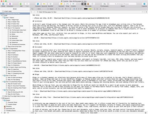 apps for writing papers best writing apps for mac imore