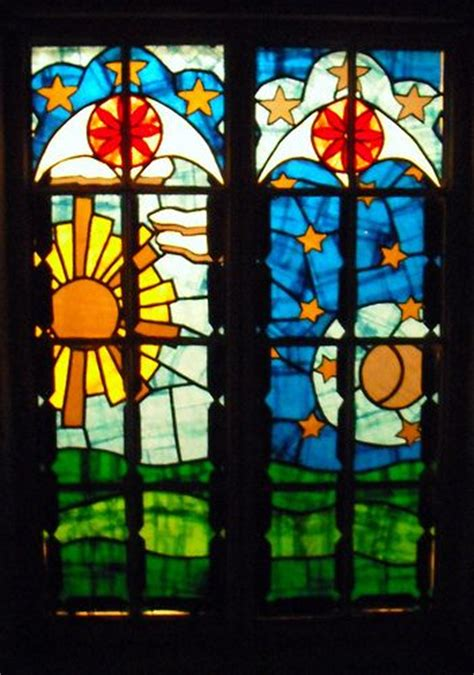 How To Make A Paper Stained Glass Window - tissue paper the o jays and paper on