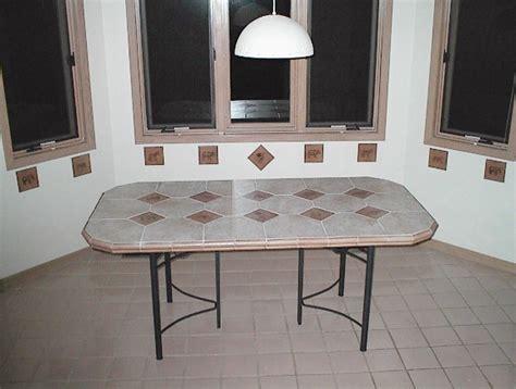 Tile Kitchen Table by Ceramic Tile Kitchen Tables Ceramictiles