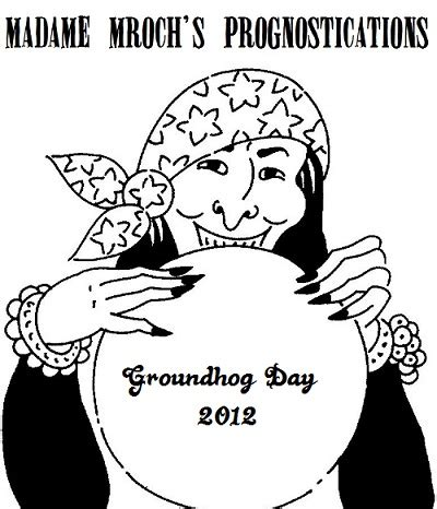 groundhog day yearly results results of madame mroch s groundhog day 2012 prediction