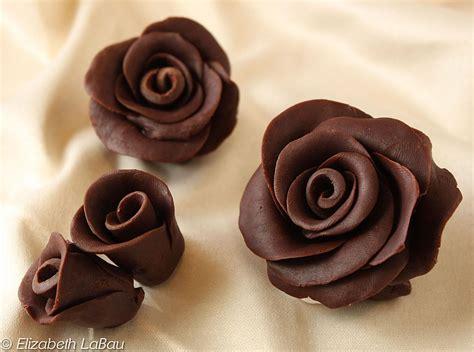 gorgeous chocolate roses recipe