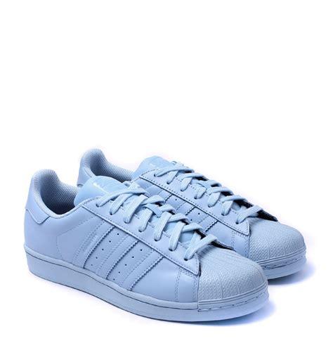 adidas superstar light blue adidas superstar supercolor light blue gmelectrobikes co uk