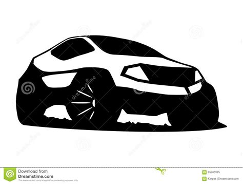 jeep front silhouette jeep silhouette vector stock vector image 65760995