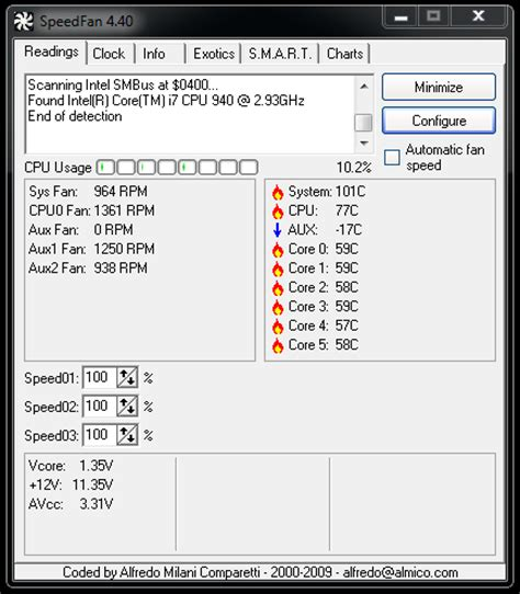 fan speed software your pc fan speed with hardware or software tested