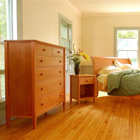 vermont bedroom furniture vermont shaker chest of drawers six drawers bedroom