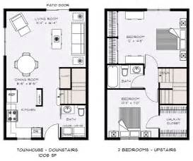 townhome floor plan practical living buying from and understanding floor