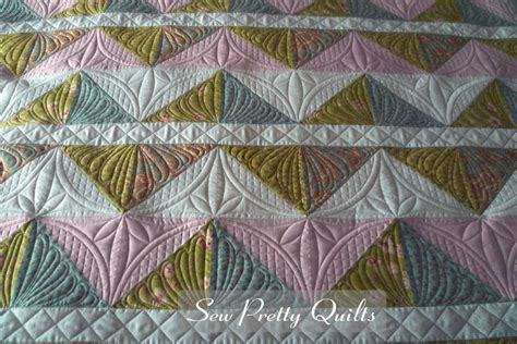 At The Of Quilting by Sew Pretty Quilts Custom Quilting Jagged Quilt By
