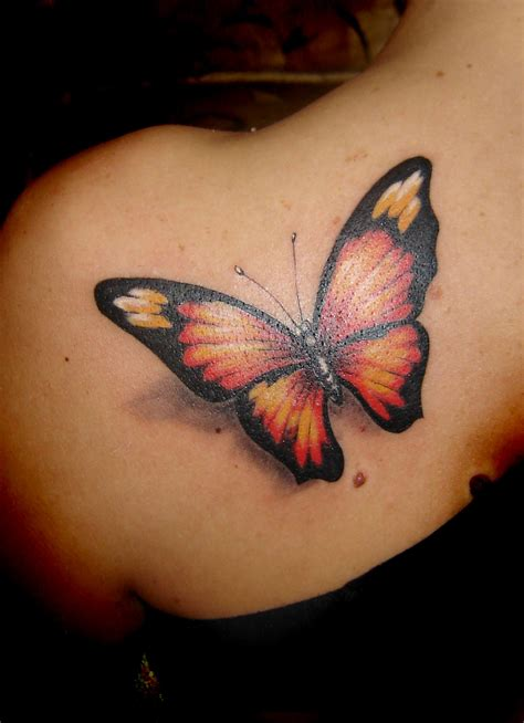 butterfly tattoos designs on shoulder zee post