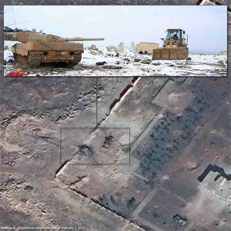 Siria Leopard leopard 2 tanks taking a beating in syria army rumour