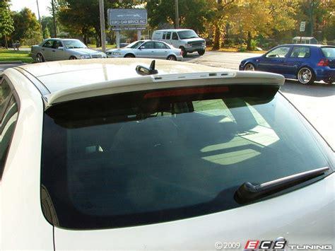 Porsche Zubehör by 8p90716409ax Audi A3 Roof Edge Spoiler Es 4933