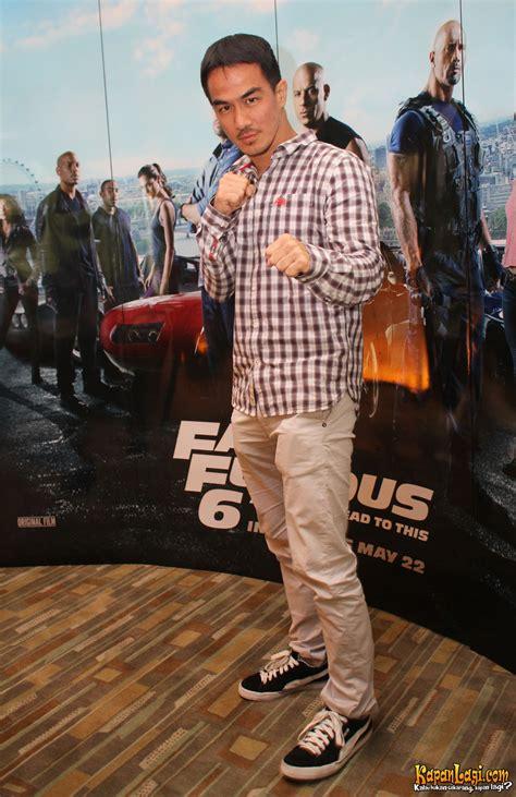 nonton film fast and furious 6 joe taslim kenalkan bahasa indonesia di fast furious 6