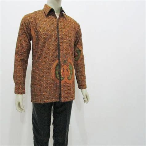 5 Motif Kemeja Pria Kombinasi Batik Cap Hitam Putih Elegan 83 best images about batik pria hem kemeja on