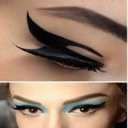 eyeliner template 2pcs cat eye eyeliner stencil models template
