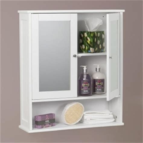 Bathroom Furniture Australia Buy Carre Bathroom Mirror 2 Door Wall Cabinet White Graysonline Australia
