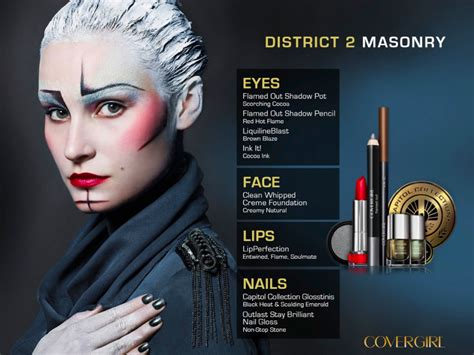 Makeup Covergirl newly released the covergirl capitol collection