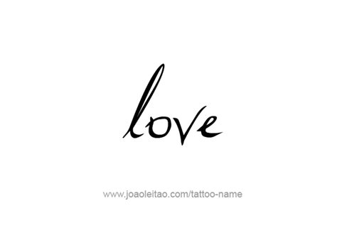 love tattoo designs with names name designs tattoos with names