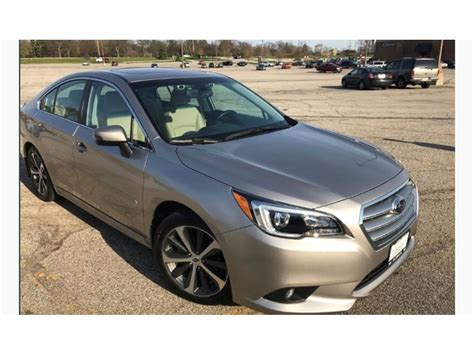 used subaru legacy 2015 used 2015 subaru legacy for sale by owner in granger in 46530