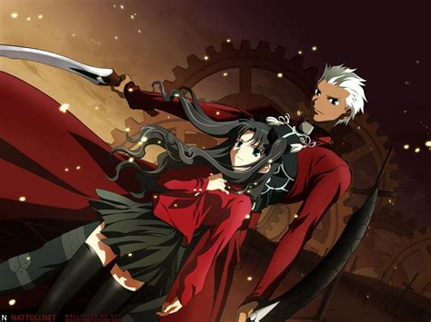 wallpaper anime fate stay night fate stay night unlimited blade works computer wallpapers