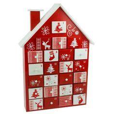 wooden santa advent calendar drawers christmas wooden advent calendar santa and friends with