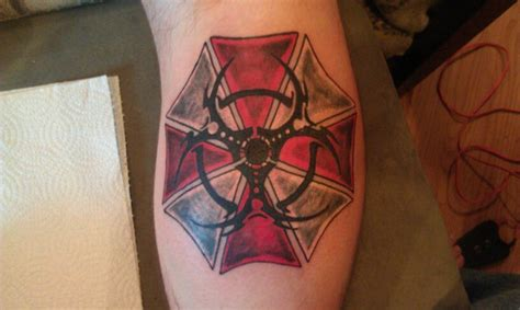 resident evil tattoo designs my resident evil by viperguy586 on deviantart