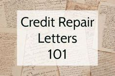 Free Do It Yourself Credit Repair Letters section 609 credit dispute letter sle credit repair