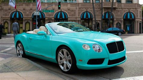 Turquoise Bentley Dream Car So Very Me Things I Love