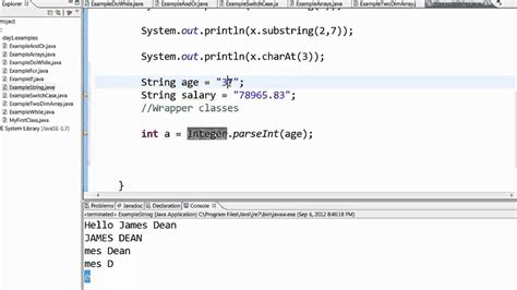 What Is String - p13 string beginner java ap computer science