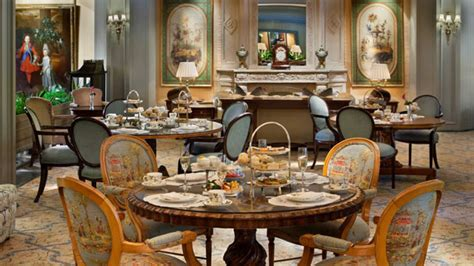 Grill Room New Orleans by 10 Best Afternoon Teas In America Abc News