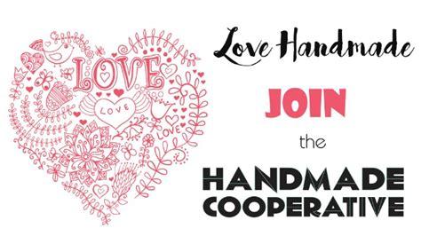 Handmade Cooperative - membership drive join the handmade cooperative handmade