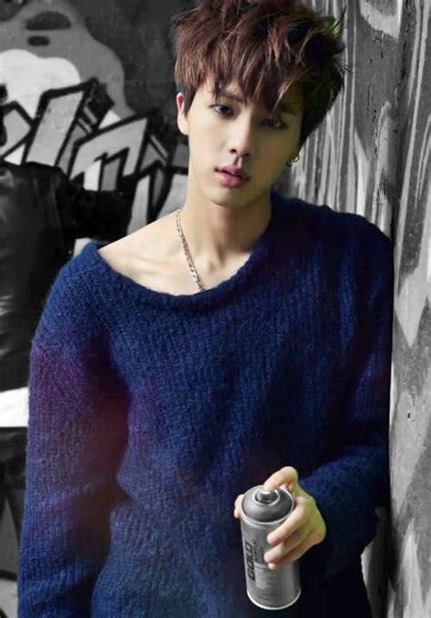 tg stories boys with collar bone length hair appreciation bts jin talent celebrity photos onehallyu