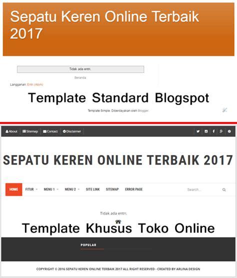 template toko online wordpress terbaik cara membuat toko online terpercaya dengan blogspot