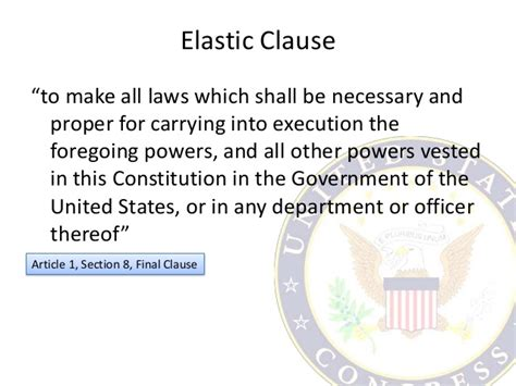 the final section of the constitution the final clause in section 8 is called 28 images copy