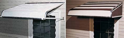 Difference Between Awning And Canopy by Metal Awnings And Door Canopies Sondrini Enterprises