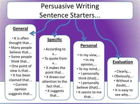 Argumentative Essay Sentence Starters by Search Results For Exles Of Argumentative Letters Calendar 2015
