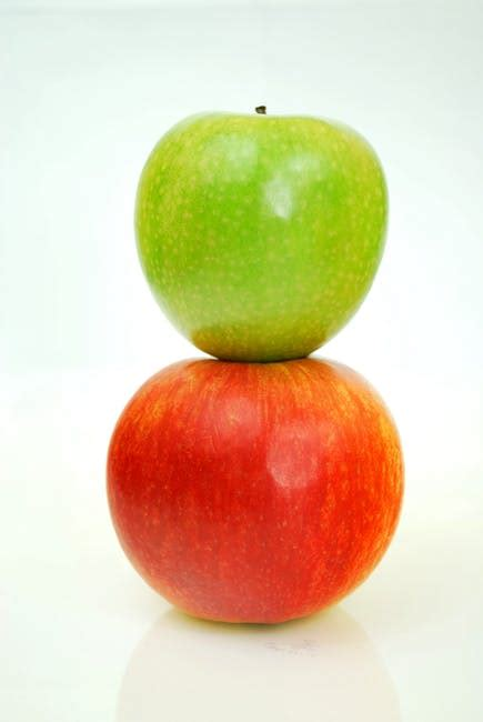 green apple great english green apple fruit at the top of red apple fruit 183 free stock photo