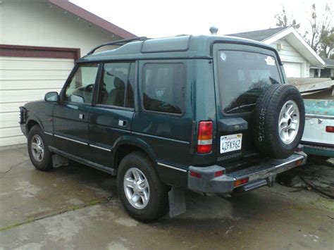 1999 land rover discovery pictures cargurus