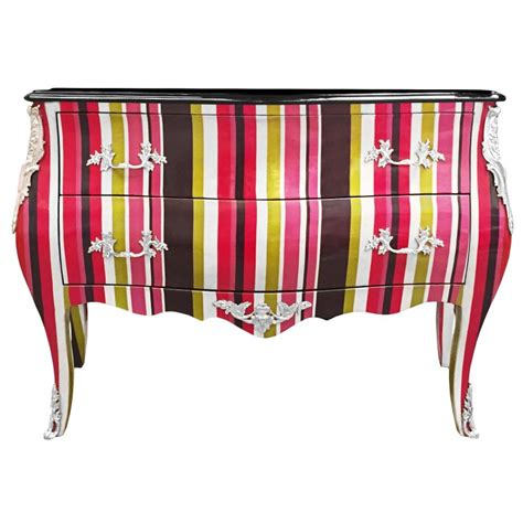 Commodes De Style by Commode Baroque De Style Louis Xv Multicolore Avec 2