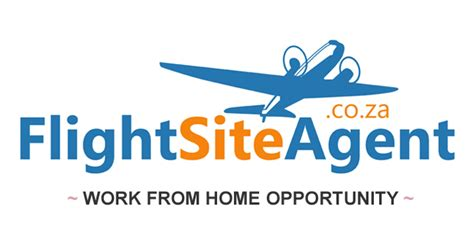 work from home opportunity from flight site