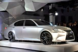 new york 2011 lexus lf gh concept shows the new