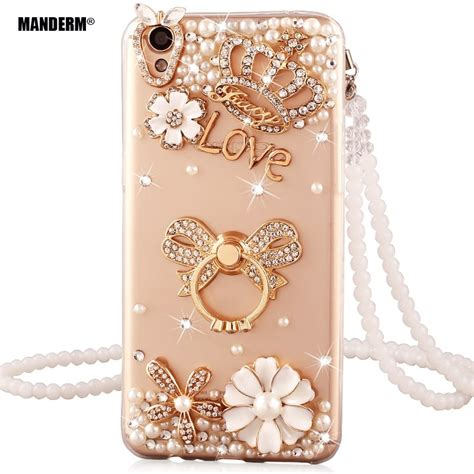Oppo A37 Neo 9 Ring oppo a37 neo 9 fashion luxury rhinestone cover