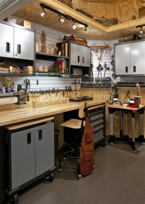 woodworking services wood carver s workshop traditional shed dallas by